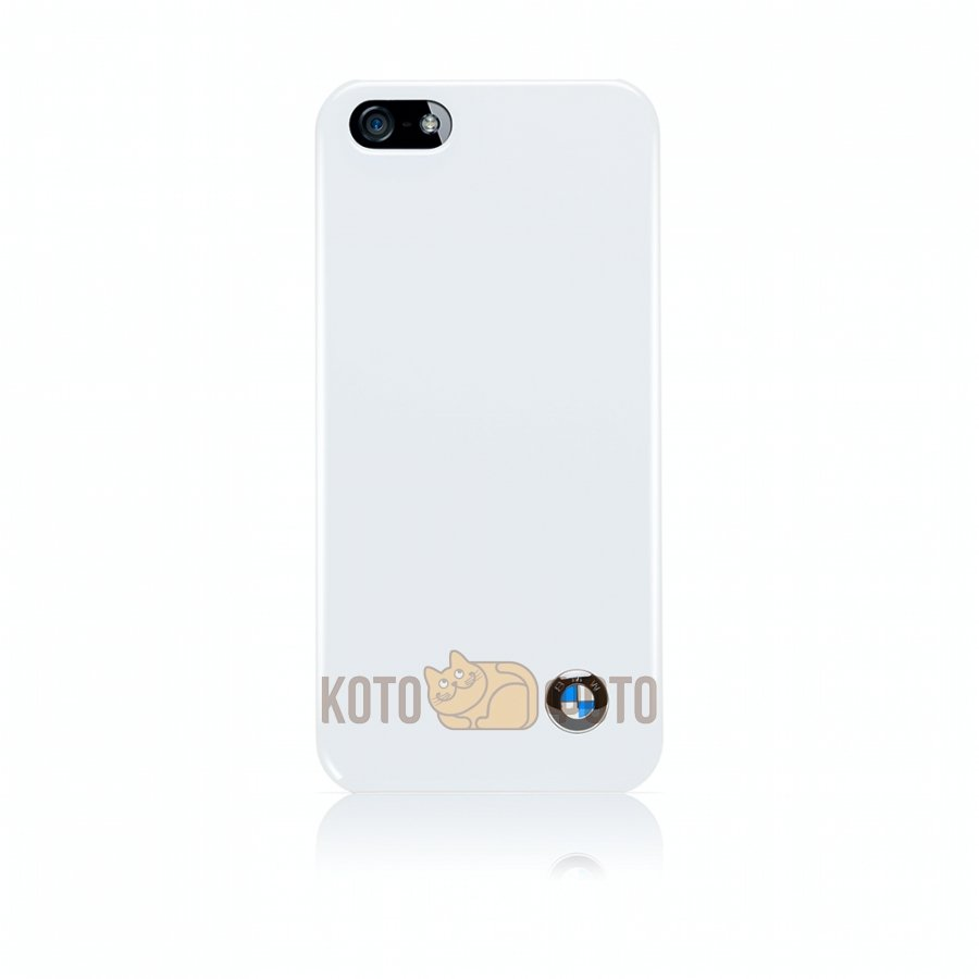 Чехол BMW Classic Hard Case for Apple iPhone 5 (White) [BMHCP5SW] стоимость