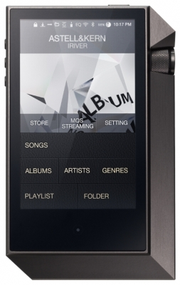 Hi-Fi плеер Astell&Kern AK240 256Gb Gunmetal