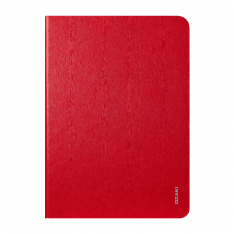 Чехол Ozaki O!coat Adjustable multi-angle slim case OC126RD для iPad Air 2. Красный