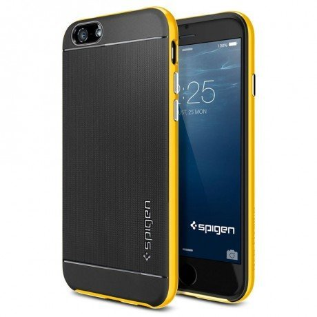 Бампер SGP Neo Hybrid Series для iPhone 6, Reventon Yellow. SGP11034