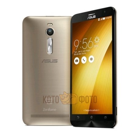 Смартфон ASUS ZenFone 2 32Gb Gold (ZE551ML)