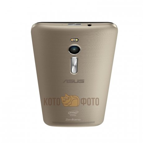 Смартфон ASUS ZenFone 2 32Gb Ram 4Gb Gold (ZE551ML)