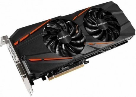 Видеокарта Gigabyte PCI-E GV-N1060G1 GAMING-3GD nVidia GeForce GTX 1060 3072Mb 192bit GDDR5 1620/800 от Kotofoto