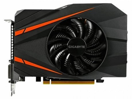 Видеокарта Gigabyte GeForce GTX 1060 6Gb (GV-N1060IXOC-6GD)