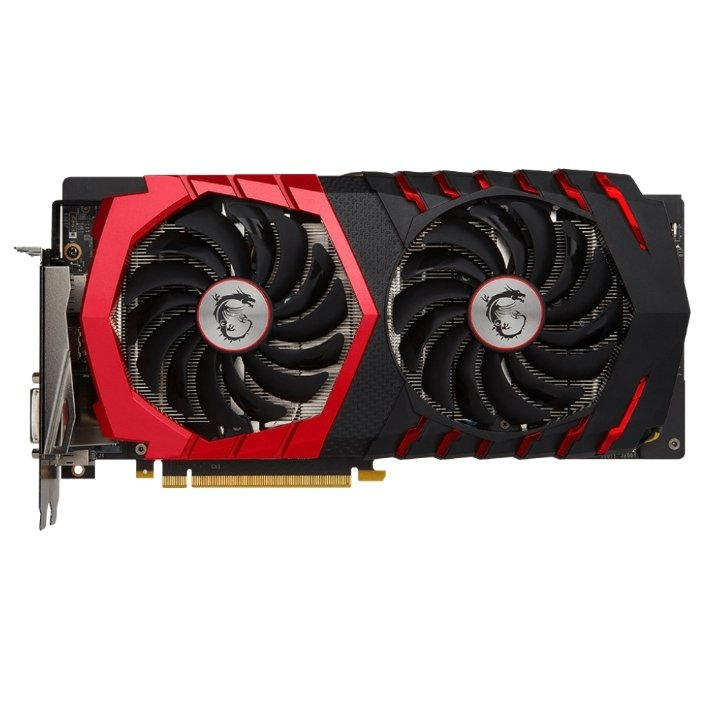 Видеокарта MSI GTX 1060 6Gb Gaming X (GTX 1060 GAMING X 6G) цена
