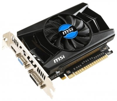 Видеокарта MSI PCI-E nVidia N750Ti-2GD5|OCV1 GeForce GTX 750TI 2048Mb DDR5 RTL