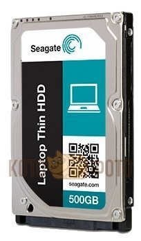 Жесткий диск Seagate Original SATA 500Gb ST500LM021 (7200rpm) 8Mb 2.5