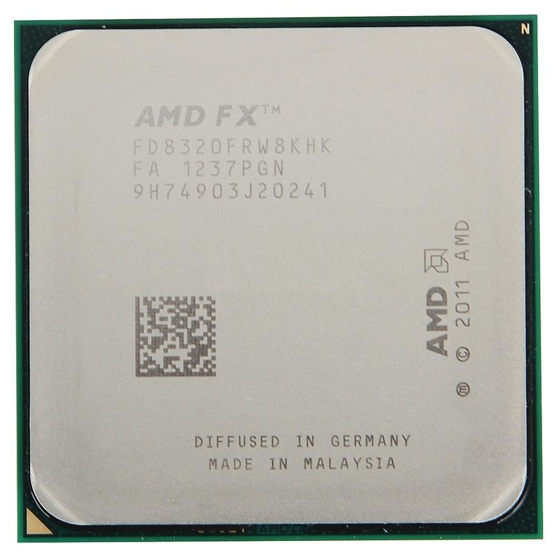 Процессор AMD FX 8320E OEM процессор amd fx x8 8320e fd832ewmhkbox 3 2ghz socket am3 box
