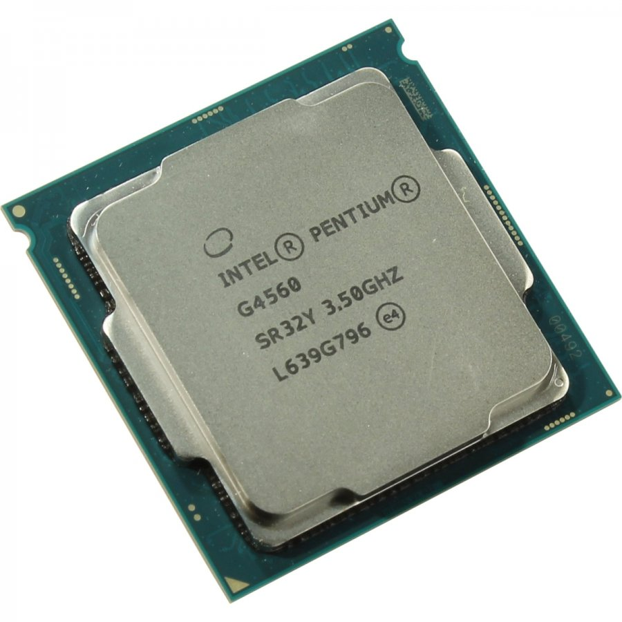 Процессор Intel Pentium G4560 OEM (CM8067702867064) ого pc office mini intel pentium g4560 3 50ghz 4gb 500gb