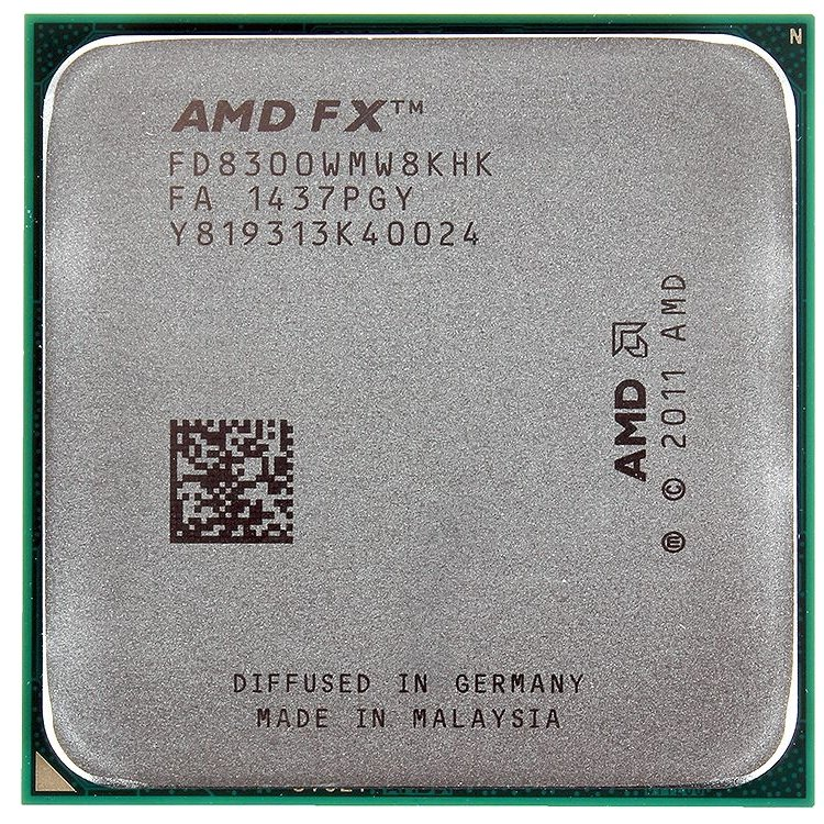 Процессор AMD FX 8300 AM3 + OEM amd fx series fx 8300 fx8300 3 3 ghz eight core 8m processor socket am3 fd8300wmw8khk cpu 95w fx 8300