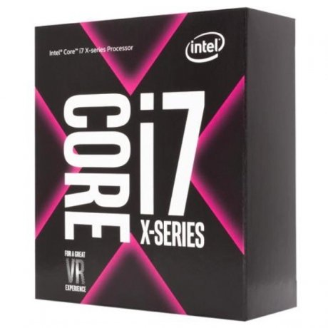 Фотография товара процессор Intel Original Core i7 7800X Socket 2066 BOX w/o cooler (147998)