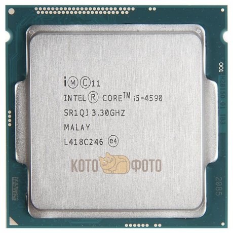 Процессор Intel Core i5 4590 1150 OEM насос patriot np 10c 315302483