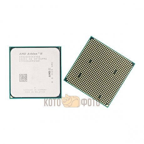 Процессор AMD Athlon II X2 245+ Socket-AM3 (2.9;4000;2Mb) OEM