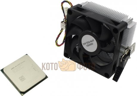 ��������� AMD A6 X2 6400K Socket-FM2 (AD640KOKHLBOX) Box