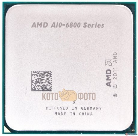 ��������� AMD A10 X4 6800K Socket-FM2 (AD680KWOHLBOX) Black Edition Box