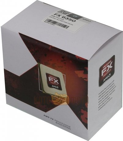 Процессор AMD X6 FX-6350 Socket-AM3+ (FD6350FRHKBOX) Box