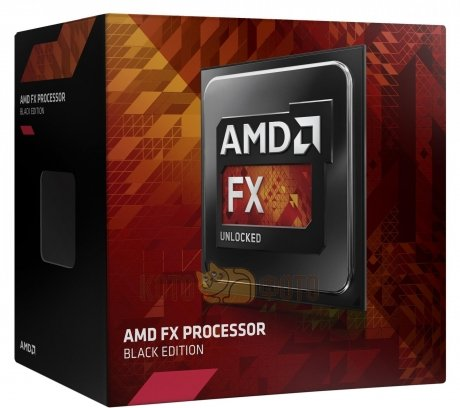 Процессор AMD FX 8370 Socket-AM3+ (FD8370FRHKBOX) Box