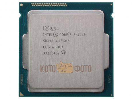 Процессор Intel Core i5 4440 3.3GHz Socket-1150 (CM8064601464800S R14F) OEM