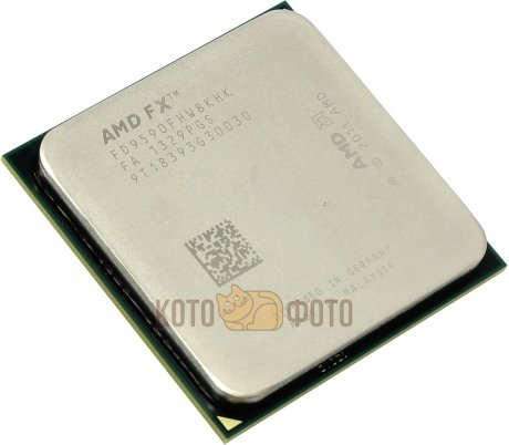 Процессор AMD FX-9590 5.0GHz Socket-AM3+ (FD9590FHW8KHK) OEM
