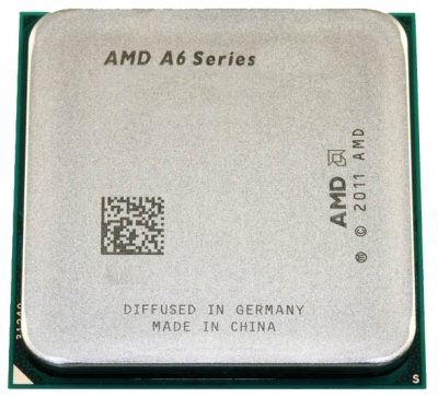Процессор AMD A6 X2 6400K Socket-FM2 (3.9|5000|1Mb|Radeon HD 8470D) Black Edition OEM