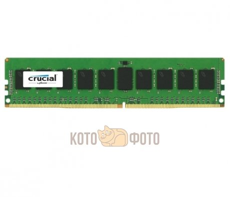 Память оперативная Server Memory CRUCIAL 8Gb 2133MHz (CT8G4RFD8213)