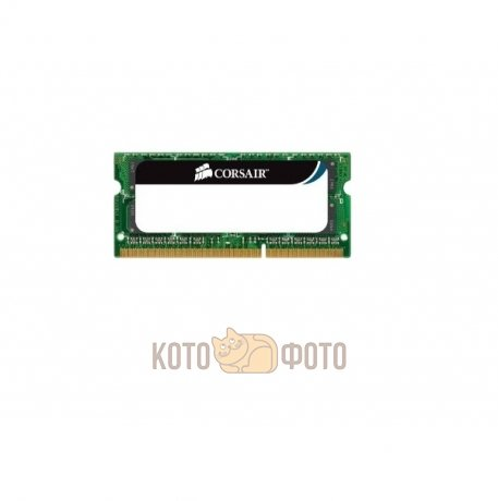 Память оперативная SO-DIMM CORSAIR 4Gb 1600MHz (CMSO4GX3M1A1600C11)