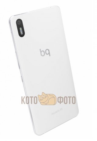 Смартфон BQ Aquaris X5 Android Version 16Gb White/Silver