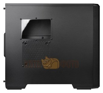 Корпус Thermaltake Urban R21 CA-1A6-00M1WN-00 черный w/o PSU ATX