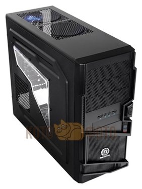 ������ Thermaltake Commander MS-I VN400A1W2N ������ w/o PSU