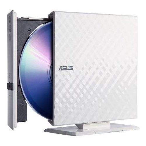 Привод DVD-RW Asus SDRW-08D2S-U cheerlink ecd009 sau3 slim portable usb 3 0 external optical dvd cd rom drive case black