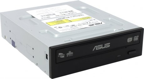 Привод DVD-RW Asus DRW-24D5MT/BLK/B/AS черный SATA диски dvd rw 8gb в минске