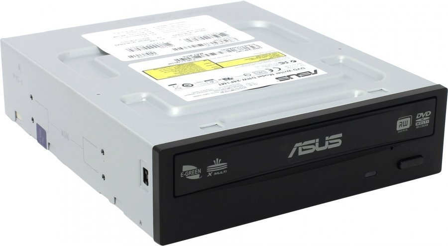 Привод DVD-RW Asus DRW-24D5MT/BLK/B/AS черный SATA cc773 cc755 y8533 dell cd rw dvd rom combo optical drive crx835e dc read dvd 8x read cd 24x write cd r 24x write cd rw 24x for optiplex gx520 gx620 dimension 5150c xps 200 small form factor sff systems