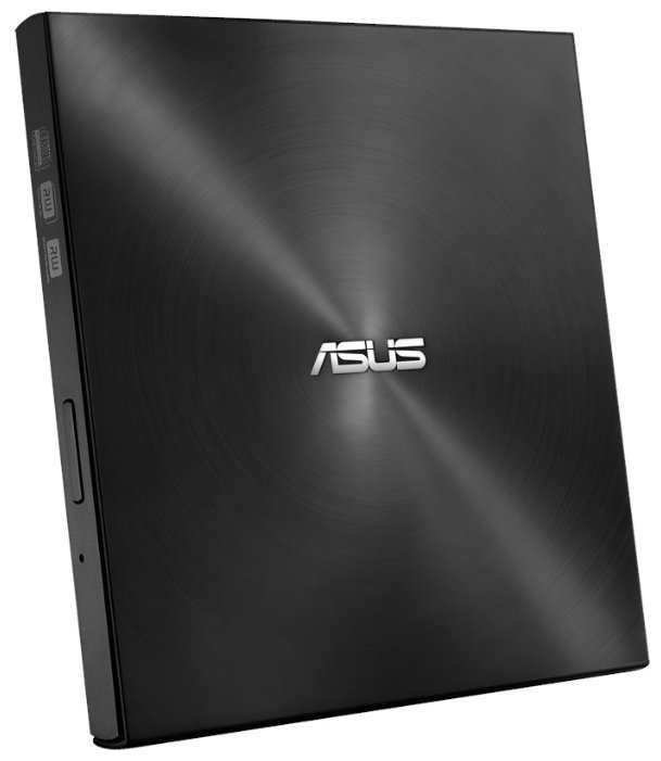 Привод DVD-RW Asus SDRW-08U7M-U черный USB ultra slim cheerlink ecd009 sau3 slim portable usb 3 0 external optical dvd cd rom drive case black
