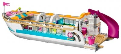 Конструктор Lego Friends Круизный лайнер (41015)