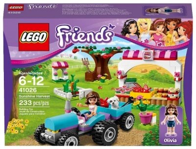 Конструктор Lego Friends Сбор урожая (41026)