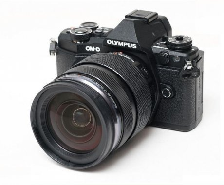 Цифровой фотоаппарат Olympus OM-D E-M5 Mark II Kit 12-40 mm F/2.8 Black фотоаппарат olympus om d e m5 mark ii kit 12 50 mm f 3 5 6 3 silver black