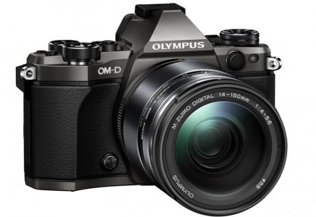 Цифровой фотоаппарат Olympus OM-D E-M5 Mark II Kit 14-150 mm Black фотоаппарат olympus om d e m5 mark ii kit 14 150 mm black