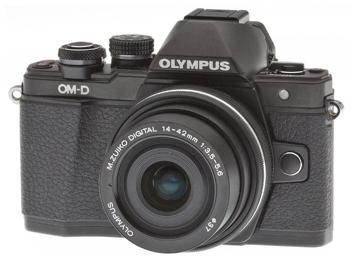 Цифровой фотоаппарат Olympus OM-D E-M10 Mark II Kit 14-150 mm F/4-5.6 Black-Black