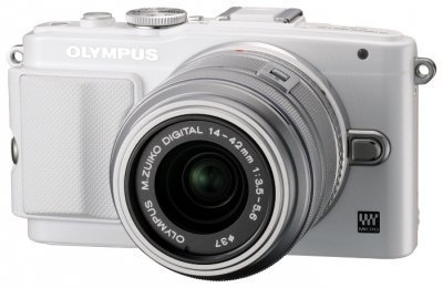 �������� ����������� Olympus Pen E-PL6 kit (EZ-M1442 IIR) black