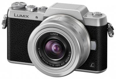 �������� ����������� Panasonic Lumix DMC-GF7K Kit 12-32mm Silver