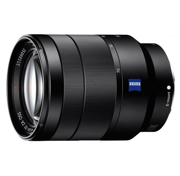 Фото - Объектив Sony SEL-2470Z FE 24-70 mm F;4.0 ZA OSS for NEX объектив