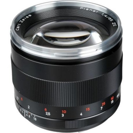 Объектив Carl Zeiss Canon 85 mm F/1.4 Planar T ZE 1677-838