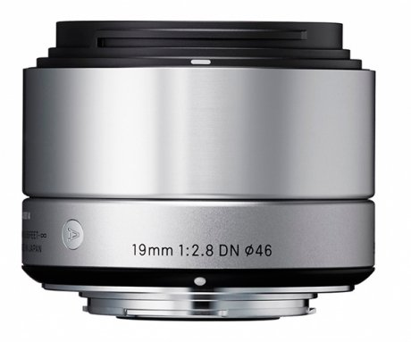Фотография товара объектив Sigma AF 19 mm F/2.8 DN ART for Micro Four Thirds Silver (111602)