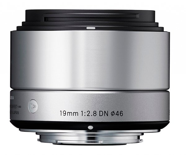 цена на Объектив Sigma AF 19 mm F/2.8 DN ART for Micro Four Thirds Silver