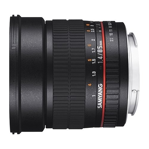 Объектив Samyang 85 mm f/1.4 AS IF UMC Sony E объектив samyang nikon mf 100 mm f 2 8 ed umc macro ae