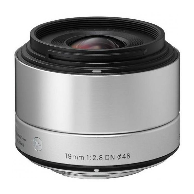 Фото - Объектив Sigma AF 19 mm F/2.8 DN ART for Olympus/Panasonic Black объектив sigma sony e af 30 mm f 2 8 dn art for nex black