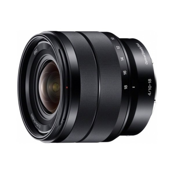 все цены на Объектив Sony SEL-1018 10-18 mm F/4 OSS for NEX онлайн