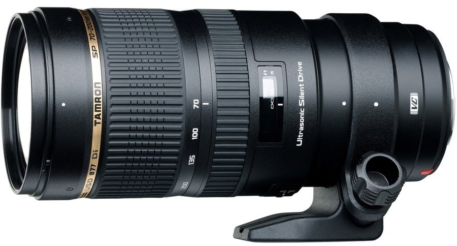 Объектив Tamron SP AF VC 70-200 mm F/2.8 Di USD G2 (A025E) Canon объектив sigma af 19 mm f 2 8 dn art for micro four thirds black