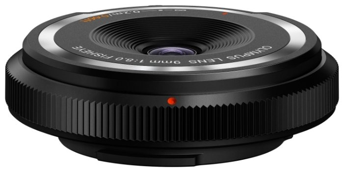 Объектив Body Cap Lens 9mm 1:8.0 fisheye / BCL-0980 black
