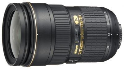 Объектив Nikon 24-70mm f 2.8G ED AF-S Nikkor free shipping new and original for niko lens af s nikkor 70 200mm f 2 8g ed vr 70 200 protector ring unit 1c999 172